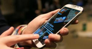 Особенности смартфона  Samsung GALAXY S4