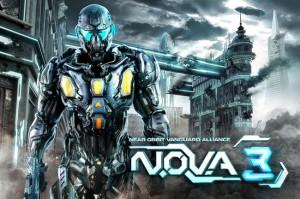 Игра NOVA 3