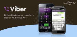 Приложение Viber для звонков
