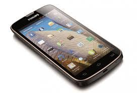 Обзор смартфона Philips XENIUM W8555