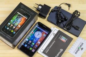 Смартфон Prestigio MultiPhone 5501