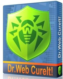 Программа Dr.Web CureIt 9.0.0