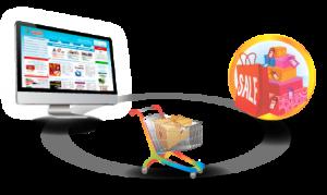 Создаем сайт для интернет магазина