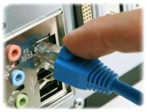 Прокладка и настройка интернет сети в новых квартирах