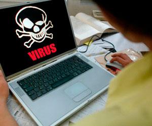 Как защитить ноутбук от вирусов