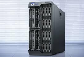 Новые серверы от Dell R220
