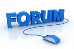 Интернет форумы, особенности их работы, и польза от них