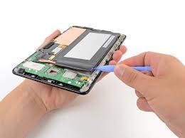 Профессиональный ремонт планшетов