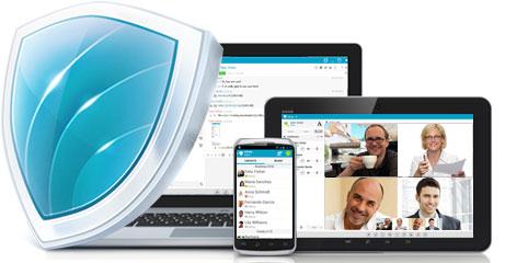 VIPole – мессенджер безопасной связи
