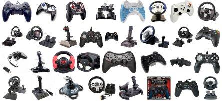 Игровые джойстики и геймпады – новый уровень развития игровой индустрии