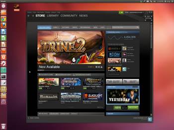Steam клиент для Linux