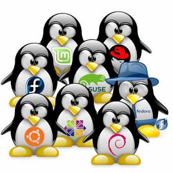подарки linux