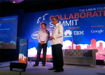 Collaboration Summit от Linux Foundation