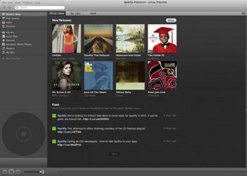 Spotify на Linux