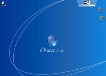 дистрибутив Arch Linux