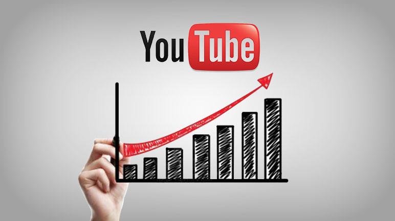 Раскрутка канала на YouTube – бюджетный способ попасть в ТОП за 2 недели