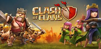 прохождения игры Clash of Clans