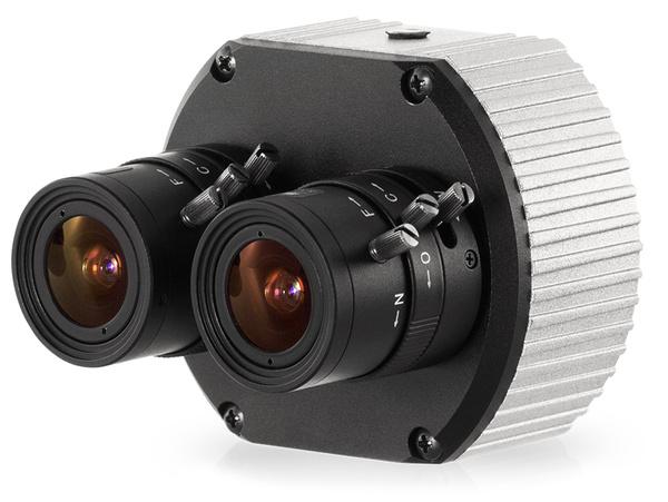 Как работает панорамная видеокамера с возможностями ночного видения?