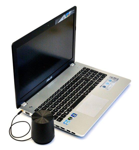 Asus N56VZ - игровой ноутбук от Asus