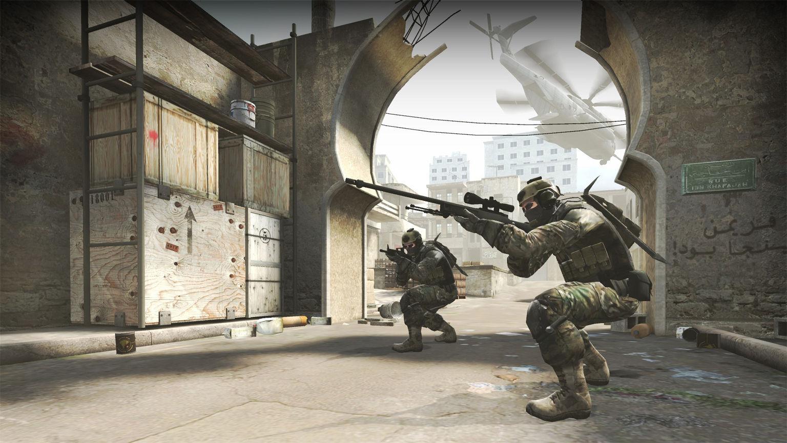 Где купить скины для оружия Counter Strike - продажа скинов ивещей для CS GO