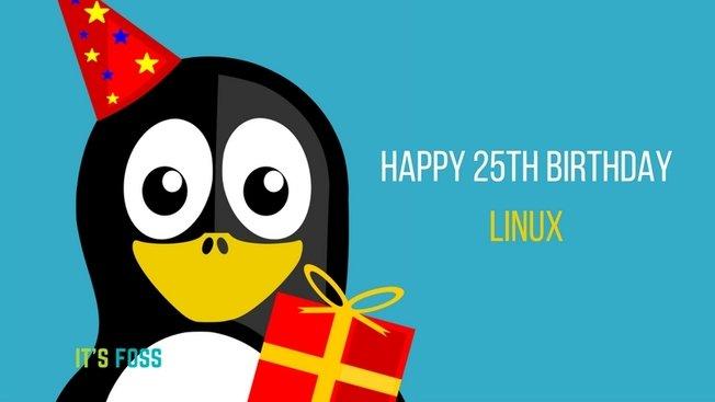 Линуксу 25 лет - история Linux-революции