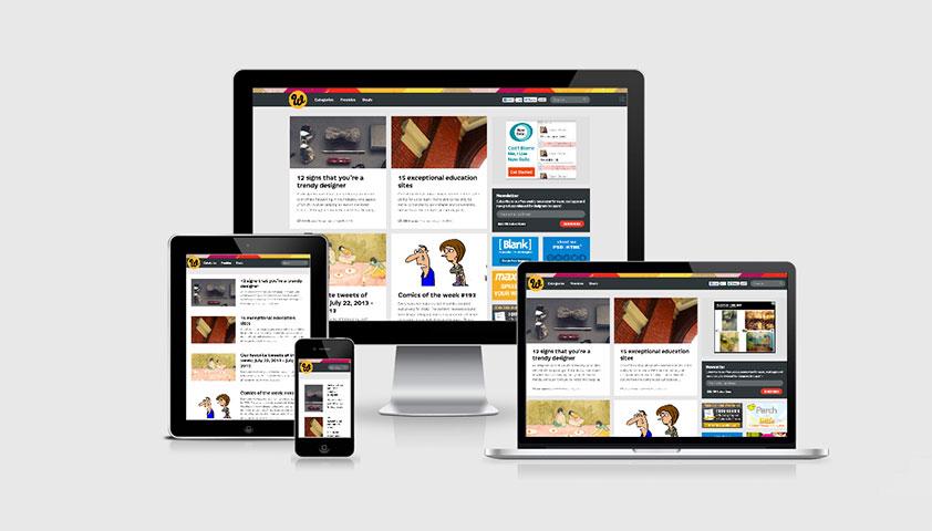 Каким должен быть дизайн современного сайта