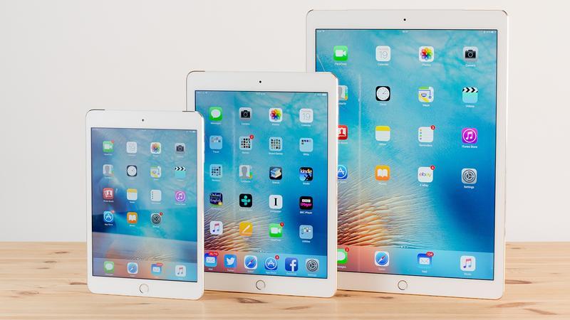 Три новых iPad от Apple в 2017 году