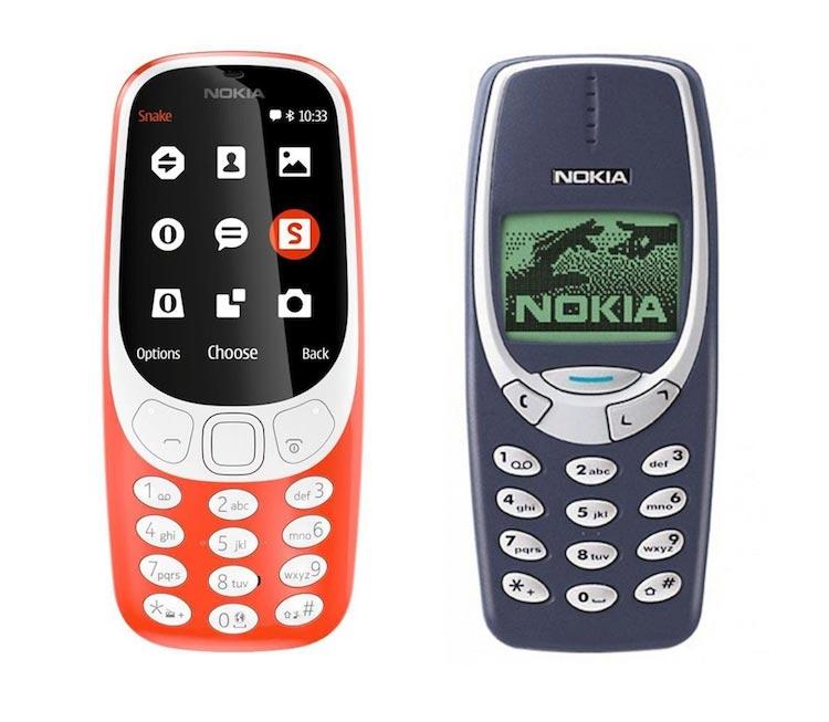 Nokia 3310 - второе пришествие