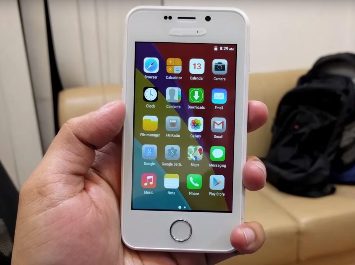 Freedom 251 - Новый смартфон за 4 доллара