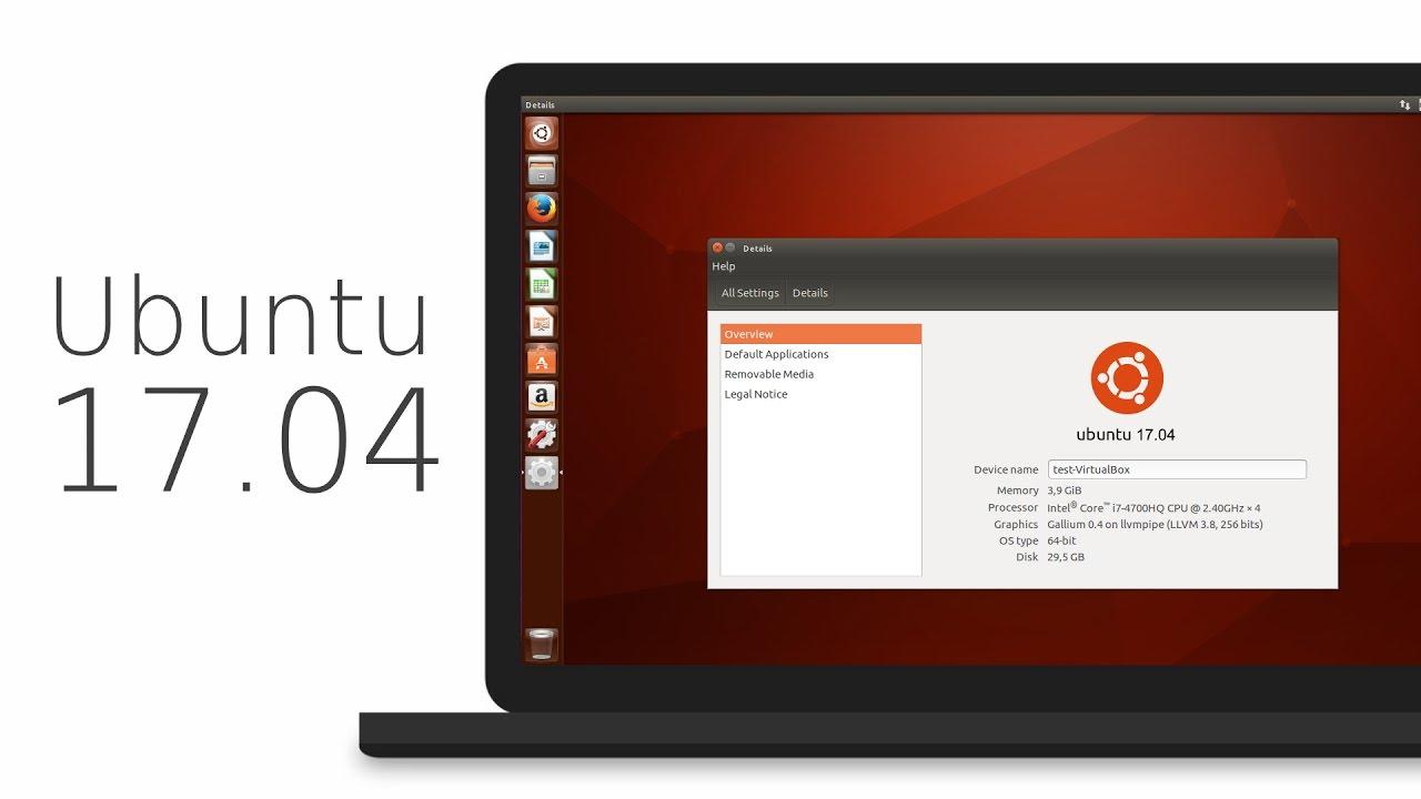 Linux-дистрибутив Ubuntu 17.04 доступен для скачивания