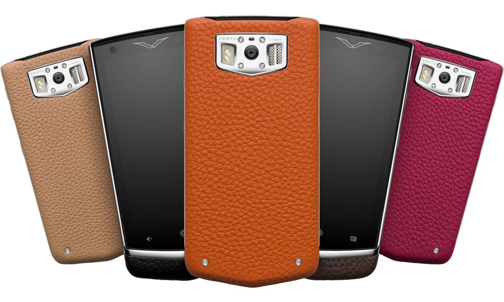 «Созвездие» для туристов - Новый премиум-смартфон от Vertu