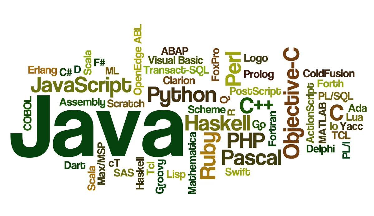 Какой язык программирования самый лучший: однозначного ответа нет!