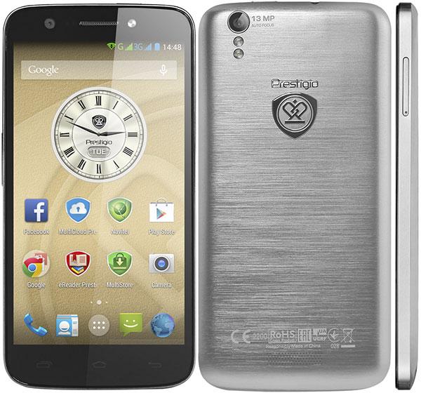 Обзор Prestigio MultiPhone 5508 DUO