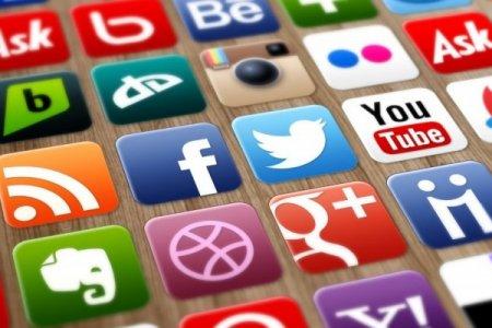 Как добавить иконки социальных медиа в WordPress меню