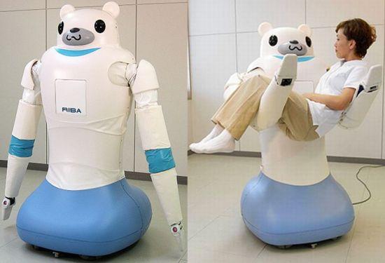IT в медицине будущего: роботы для заботы о пациентах