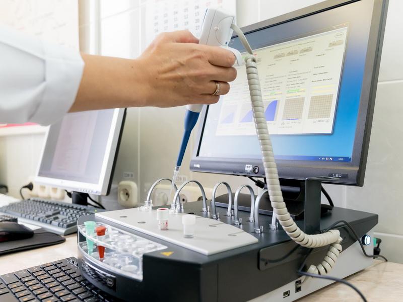 Компьютерный технологии в лабораторных исследованиях