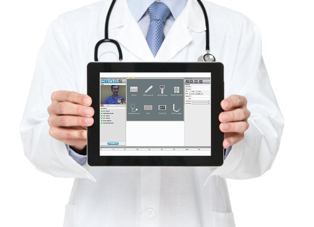 Компьютерные технологии в диагностических тестах и телемедицине