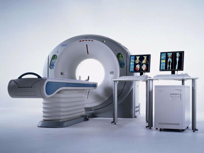 Компьютерные технологии в томографии и флюрографии