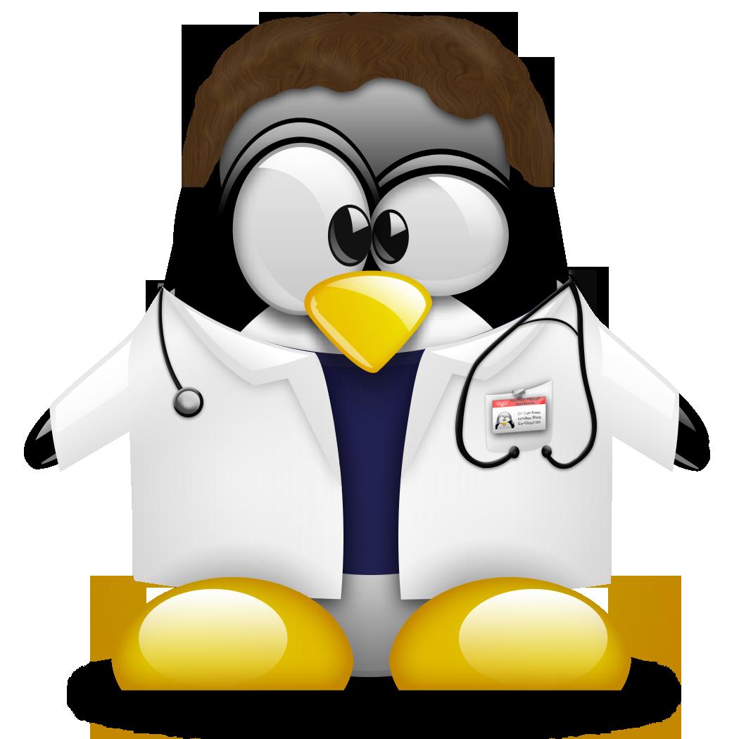 Лучшие специалисты медицины отдают предпочтение Linux